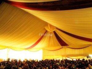 Rental Tenda Roder VIP Event Sinar Mas Group BSD