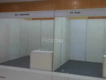 Rental Partisi Pameran