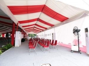 Tenda Roder Event Jambore